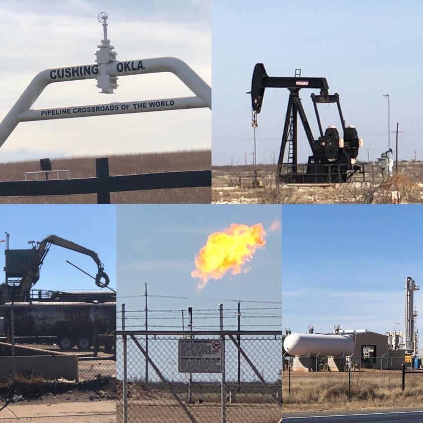 Oil Scenes