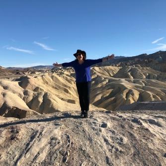 Linda - Death Valley