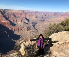 Linda - Grand Canyon