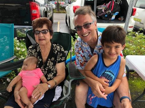 Hawaii 6 family