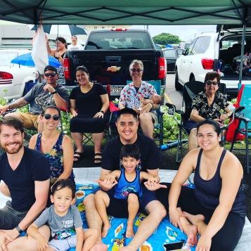 Hawaii 7 family